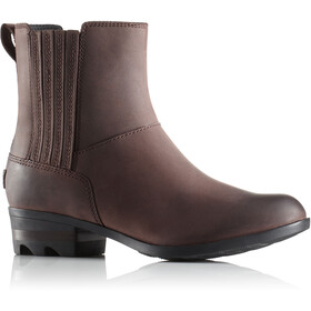 Sorel Lolla Chelsea Boots Damen cattail/black